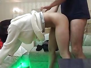 Hornycamspw asian anal orgasm 5