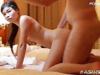 Cute Chinese Teen With Perky Tits