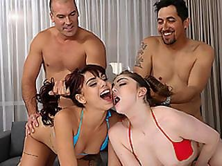Sexy Hot Babe Kobi Brian Wanted Huge Massive Dick