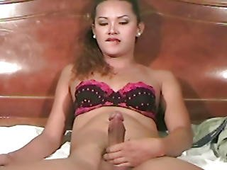 amatoriale, asiatica, reggiseno, primo piano, casa, fatto in casa, sega, trans, masturbazione, transessuale, da sola, d'epoca
