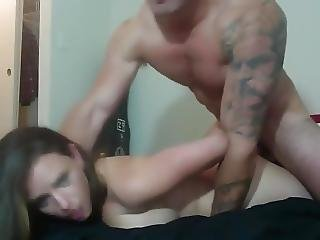 Curvy Pawg Fucked By Jock With Tattoos