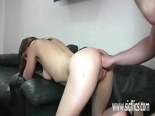 Grizzly Old Pervert Fisting Skinny Teens Huge Pussy