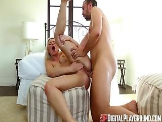 Digital Playground  Porn Stars Love Ass Fucking During Break Time