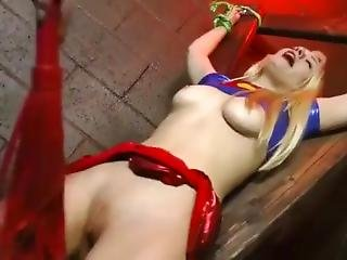 Supergirl Captured And Abused By Zatanna Part 2