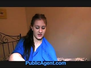 Publicagent She Demands That I Fuck Her With My Famous Big Cock