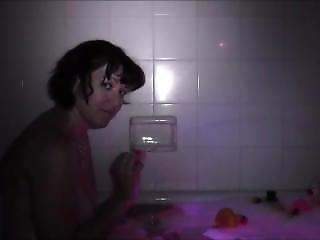 Odd Bath Time