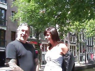 Real Amsterdam Hooker Spoils Tourist