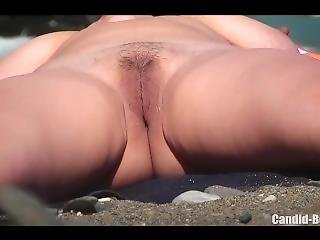 Nudist Milfs Pussy Closeups Hd Beach Voyeur Video Spycam