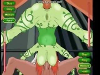 meet and fuck Gotham city sluts EP1 Poison Ivy gets fucked Hard