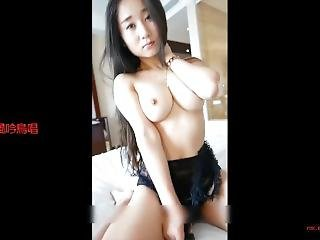 Chinese Model ????? Bustymilktea - Sex Tape