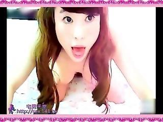 amatör, asiat, stortuttad, knullar, koreansk, onani, Tonåring, knulla bröst, webcam