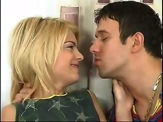 Sexhymen.com - Melissa And Titos - Jasmine Rouge - Lipstick