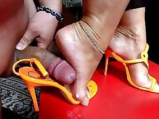 Fuck My Mules Pussy Slow Motion