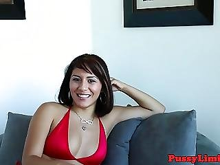 Slut Pussypounded In Her House By Maledom