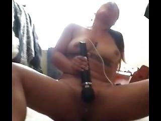 Asian First Big Solo Squirt