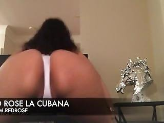 Red Rose La Cubana Twerking