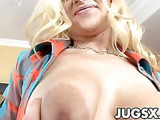 Haley Cummings Has The Biggest Boobies