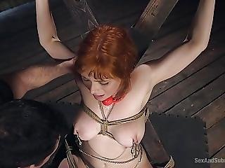 All Tied Up And Nowhere To Go