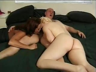 Sucking On A Porno Dick With Donita Dunes And Mary Lynn