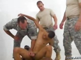 Gay black nude boys xxx R&R, the Army69 way