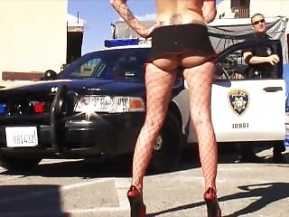 Hooker Busted