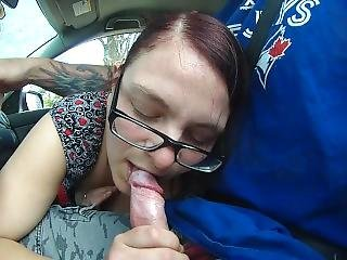 Friday The 13th Blowjob In The Car