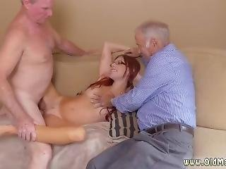 Old Man And Very Hairy Teen Xxx Frannkie