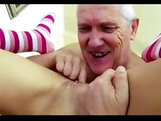 Old Guy Gives A Good Fucking