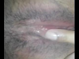 Conchita Húmeda Y Con Fluidos