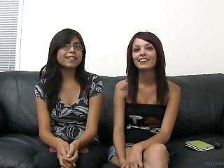 Ashley Doll On The Backroom Casting Couch