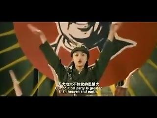 Young Red Guards Anal Fucks The Stage As They Sing Songs Of Anti-richterism