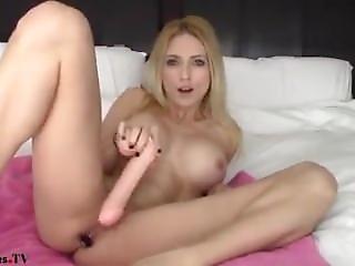 Haley Ryder - Butt Plug Camshow