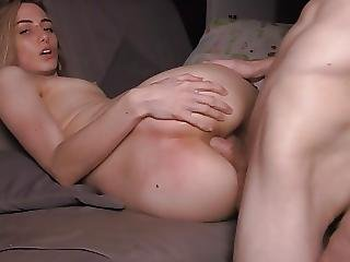 Anal On Couch