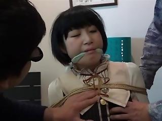 Japanese Damsel In Distress