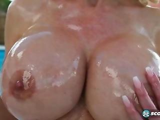 Victoria Huge Perfect Boobs Bikini