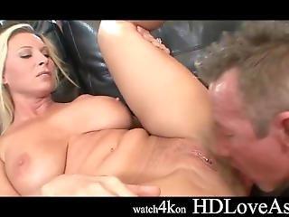 Hdloveass.com - Mature Slut Devon Lee Gets Her Sweet Twat Filled