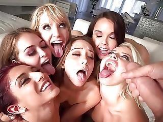 Anal, Babe, Vakker, Gruppesex, Tenåring, Tenåring Anal, Trekant
