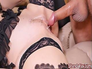 Milf Shanda Fay Makes Him Cum And Eat It
