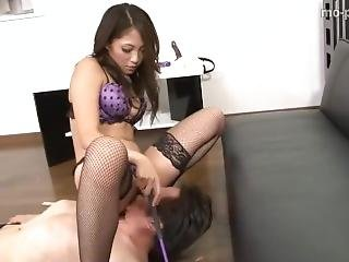 Mxpa-035 - Masochistic Men Paradise 35 - Girl On Top Hip Work Makes