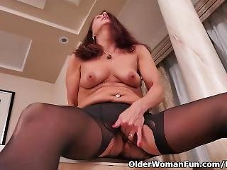 An Older Woman Means Fun Part 223