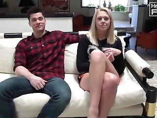 Collin Simpson Fucks Shy 18 Year Old Blond Marie Jacob
