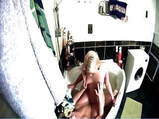 Sex In The Tub Hidden Cam No Sound
