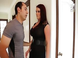 Porno Mexicano Corredor Engana Chichona Para Cogersela