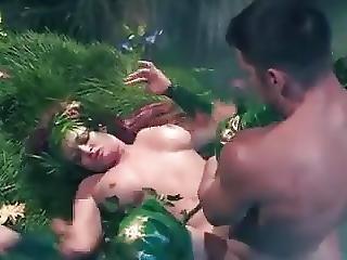 입 에 엉덩이, 그룹 섹스
