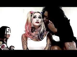 Suicide Squad Xxx Porn Parody. Enchantress Vs. Digger
