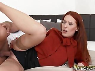 Sexy lesbické lízání