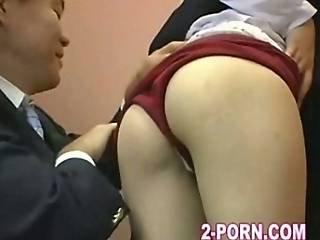 Schoolgirl Fuck With Amateur Man In Washroom