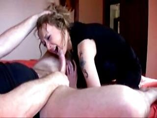 Angevine French Student Fucked At The Hotel