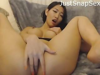 Miss Reina T - Asian Slut Gets Very Dirty On Webcam