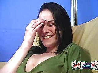 Molly Mason Buries Her Face In A Guys Ass